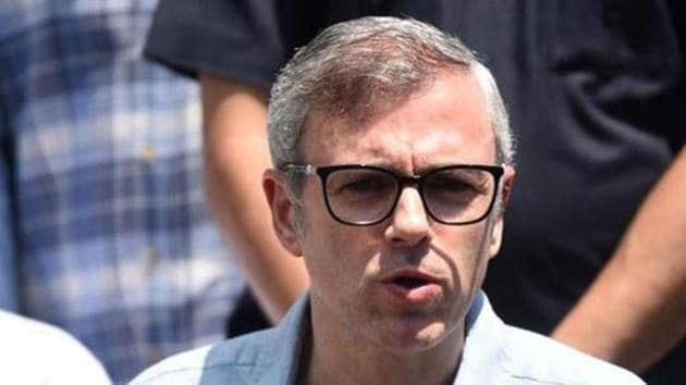 National Conference leader and former Jammu and Kashmir Chief Minister Omar Abdullah was earlier placed under preventive detention by the Centre as per Section 107 of the CrPC right after the removal of Article 370.(Waseem Andrabi/ Hindustan Times)
