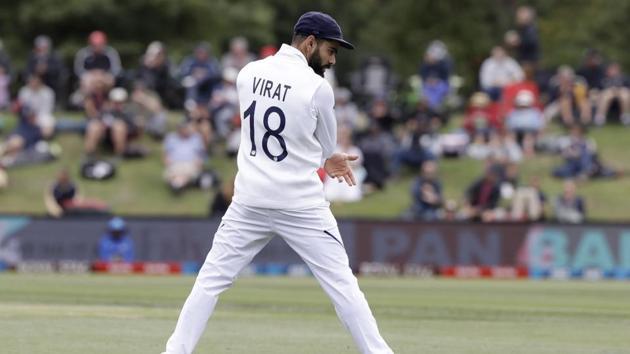 India's Virat Kohli(AP)