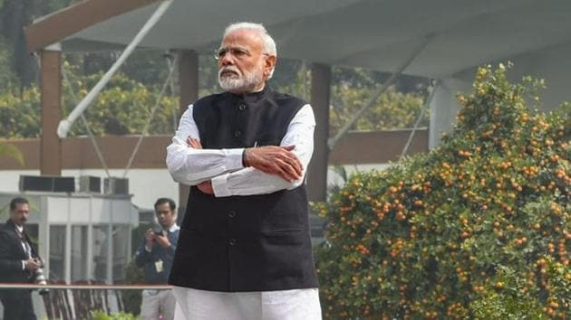 PM Modi also tweeted some basic protection measures to fight coronavirus(PTI File)