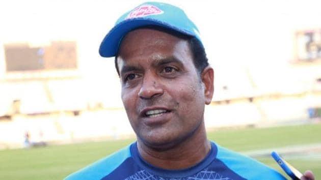 A file photo of Sunil Joshi.(Twitter)