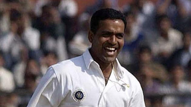 File image of former India cricketer Sunil Joshi.(Getty Images)