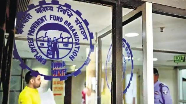 The finance ministry has been nudging the labour ministry for aligning the EPF interest rate with other small saving schemes run by the government like the public provident fund and post office saving schemes. (Photo