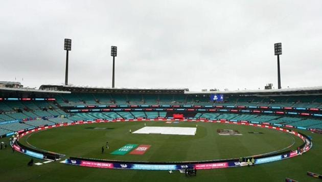 India vs England, Women's T20 World Cup: India advanced to the finals after rain washed out the semi-final against England at the Sydney Cricket Ground.(ICC Twitter)