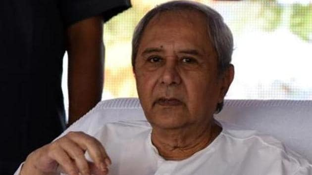 Odisha chief minister Naveen Patnaik named the number two in the party on Thursday.(HT Photo)