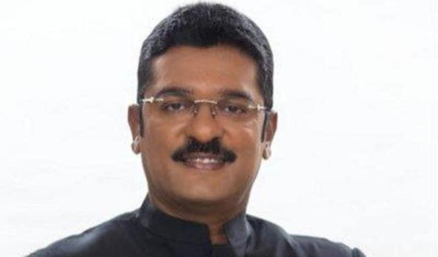 Shiv Sena lawmaker Pratap Sarnaik has written to PM Narendra Modi requesting him to nominate one Shiv Sena member as a trustee of the Ram Mandir Trust.(TWITTER.)