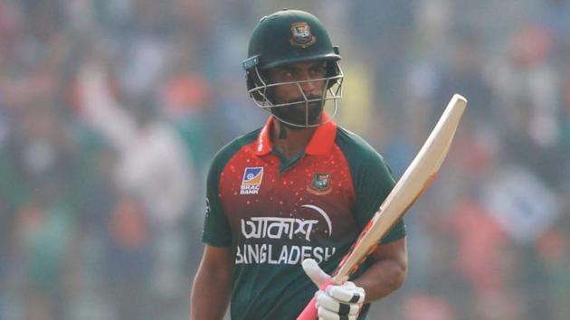 BAN vs ZIM 3rd ODI live score: Follow live update of the 3rd ODI between Bangladesh and Zimbabwe at Sylhet.(Twitter)