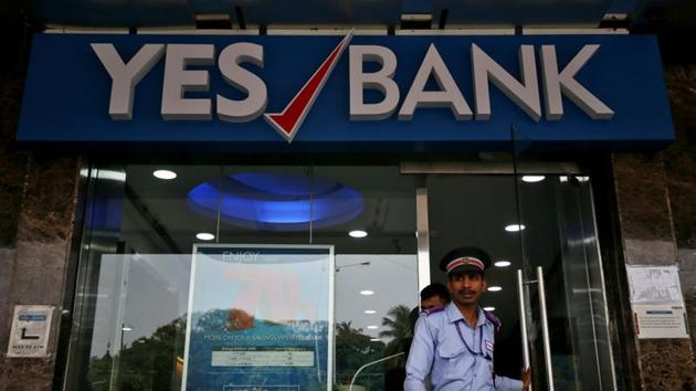 Yes Bank has been seeking new capital since last year due to its exposure to shadow banks linked to the IL&FS crisis.(REUTERS)