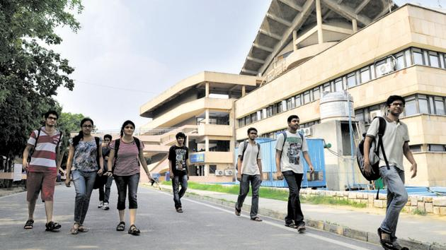 Women's enrolment in higher education, which was less than 10% of the total enrolment on the eve of Independence, has risen to 48.6% in 2018-19. The total enrolment has grown to 37.4 million(Hindustan Times)