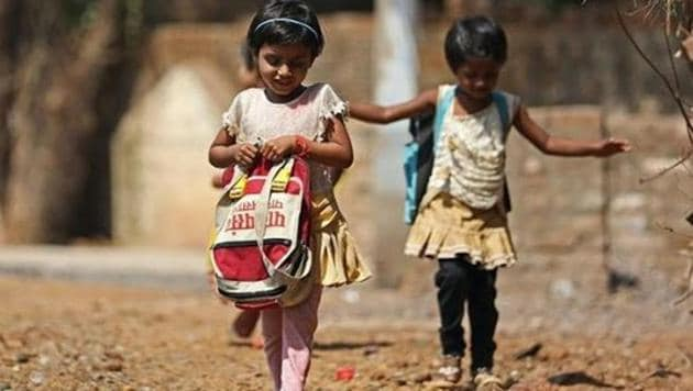 Gender Equality - The right of every child.(UNICEF India/Instagram)