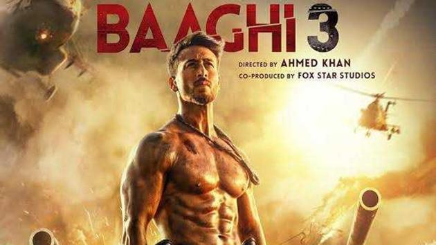 Baaghi 3 stars Tiger Shroff and Shraddha Kapoor in lead roles.