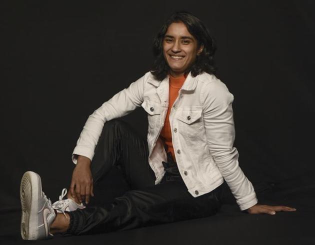 Ghar ka khaana lifts my mood like magic, says wrestler Vinesh Phogat
