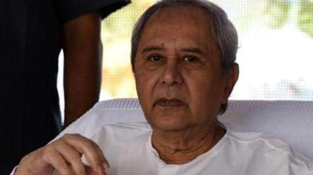 Odisha chief minister Naveen Patnaik has announced party candidates for all four RS seats.(HT Photo)