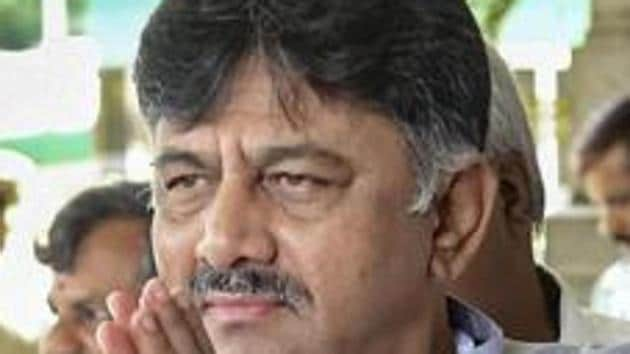DK Shivakumar was appointed KPCC chief on Wednesday.(PTI Photo/File)