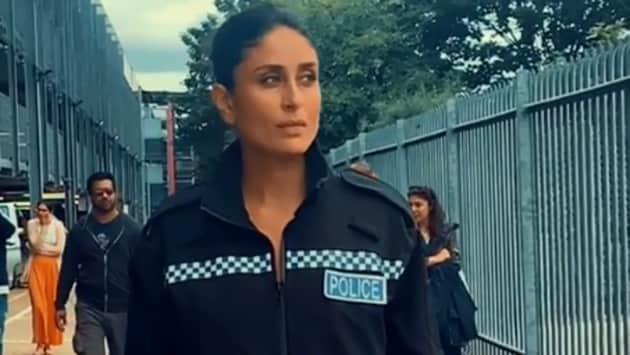 Kareena Kapoor Khan plays a police officer in Angrezi Medium.