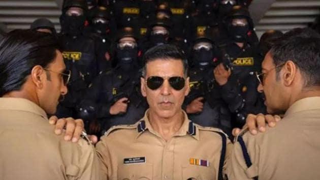 Akshay Kumar's Sooryavanshi was supposed to release on March 24.