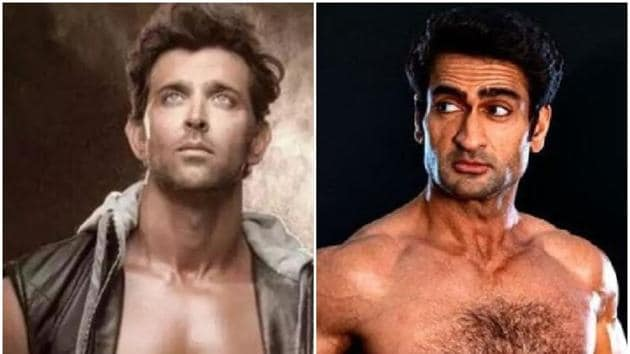 Kumail Nanjiani says Hrithik Roshan was an inspiration behind his character in Marvel's The Eternals.
