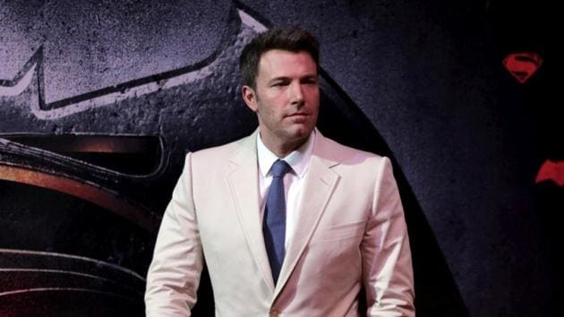Ben Affleck arrives on the red carpet for the screening of the movie Batman v Superman: Dawn Of Justice.(REUTERS)
