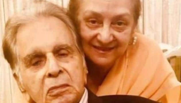 Dilip Kumar and Saira Banu have been married for 54 years.