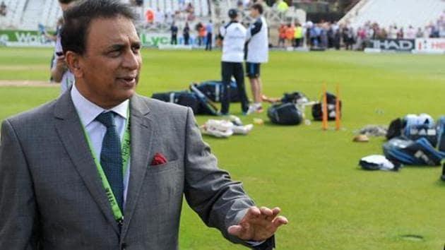 Former Indian cricketer Sunil Gavaskar(Getty Images)