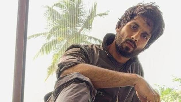 Shahid Kapoor had been shooting for Jersey for the last couple of months.