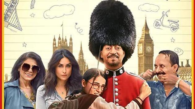 Angrezi Medium stars Irrfan, Deepak Dobriyal, Radhika Madan and Kareena Kapoor in important roles.