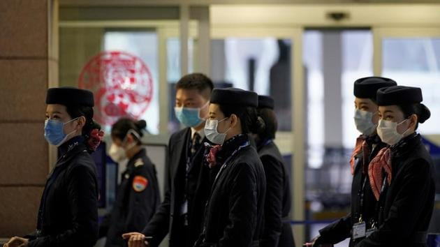 A total of 16 foreign airlines have cancelled 492 international flights to India so far due to the novel coronavirus outbreak.(REUTERS)
