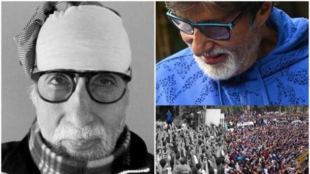Amitabh Bachchan has cancelled Sunday meeting with his fans over coronavirus crisis.