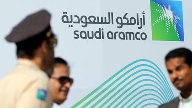 The results come as Aramco now trades a sliver of its worth on Riyadh's Tadawul stock exchange.(Reuters File Photo)