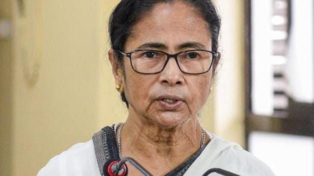 Both Trinamool Congress and the BJP want the deferment of civic body polls in West Bengal due to coronavirus threat(PTI Photo)
