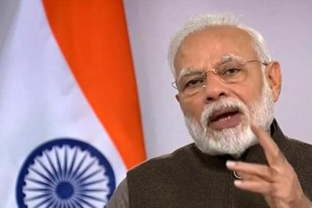 Prime Minister Narendra Modi will attend the Saarc videoconference on coronavirus today(PTI Photo)