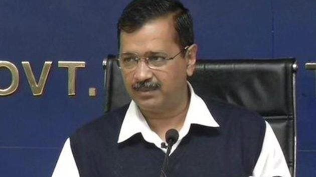 Delhi CM Kejriwal said the administration was prepared for an eventuality where a larger number of people may be infected as a precautionary measure.(Photo: ANI)