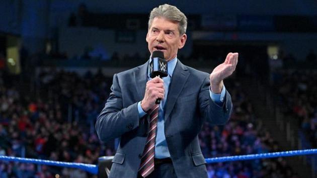 Vince McMahon.(WWE)