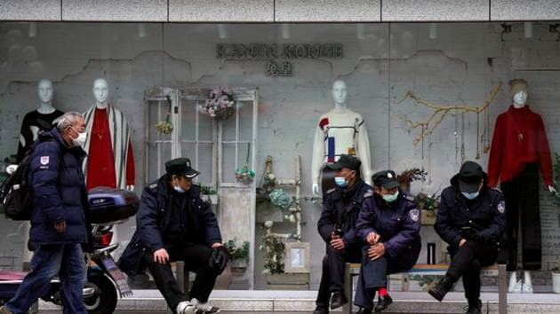 The Chinese response to coronavirus was in two phases.(Reuters file photo)