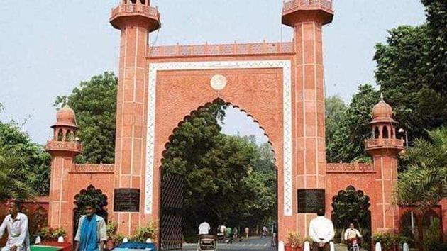 Aligarh Muslim University. (HT file)