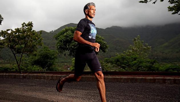 Endurance sports gives me a feeling of revitalisation: Milind Soman