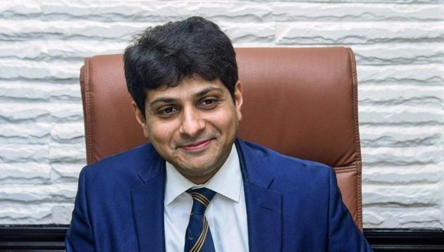 File image of Avishek Dalmiya(PTI)