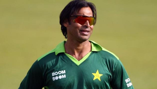 File image of Shoaib Akhtar(Getty Images)