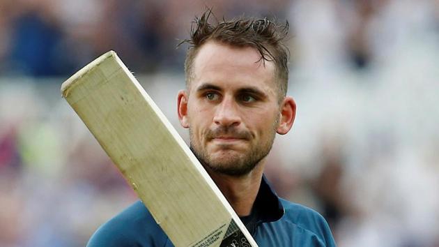 File image of England cricketer Alex Hales.(Action Images via Reuters)