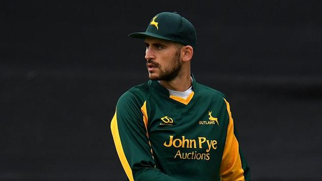 File image of England cricketer Alex Hales.(Getty Images)