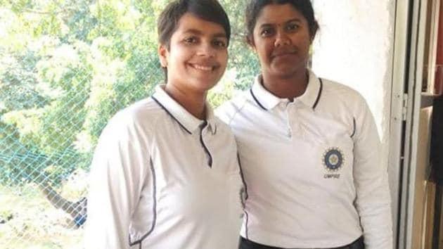 Janani Narayanan and Vrinda Rathi.(Twitter)