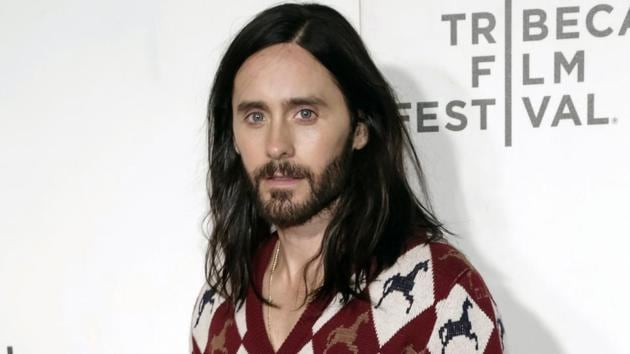 Jared Leto says he just emerged from the desert to find a world transformed and was stunned to find much of the world shut down and sheltering over the coronavirus pandemic.(Brent N. Clarke/Invision/AP)
