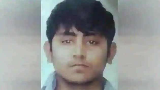 File photo of Delhi gangrape convict Pawan Gupta.