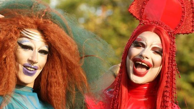 Drag queens move their shows online as coronavirus shuts down clubs. (REPRESENTATIONAL IMAGE)(Unsplash)
