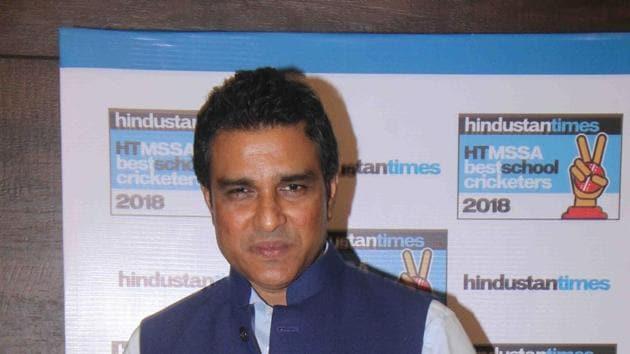 Sanjay Manjrekar(HT Photo)