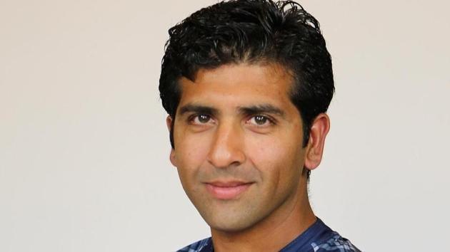 Scotland cricketer Majid Haq.(Teitter)