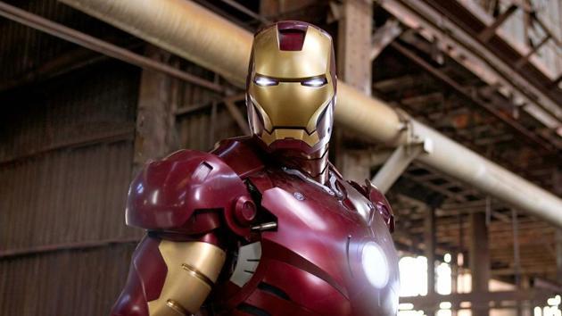 Robert Downey Jr played Iron Man/Tony Stark in the MCU.
