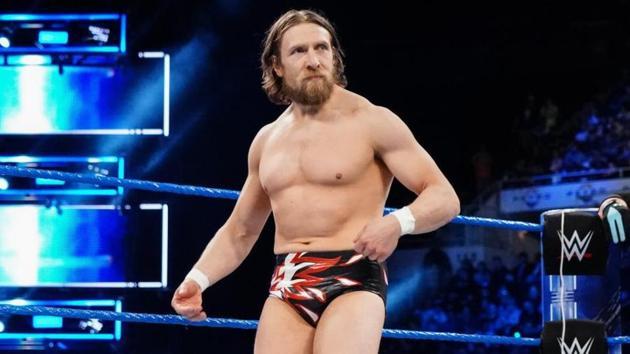 WWE superstar Daniel Bryan.(WWE)