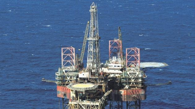 India imports around 84% of the oil it uses.(Bloomberg file photo)