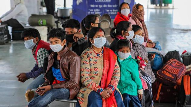 If self-quarantine measures are not implemented, legal consequences may follow(PTI)