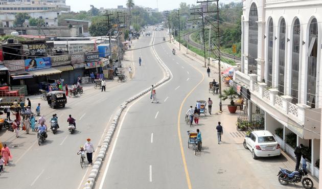 Patiala gears up for three-day precautionary 'Janata Curfew' | Hindustan  Times